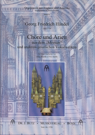 George Frideric Handel: Choere + Arien (Messias)