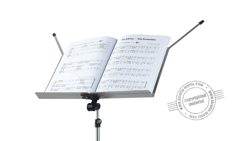 Sheet music holder – K&M 11590 (1)
