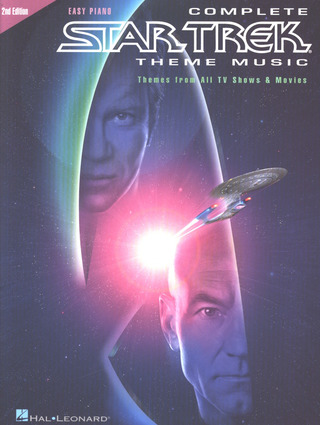 Complete Star Trek Music Theme From Tv And Movie