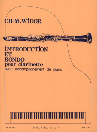 Charles Marie Widor: Introduction Et Rondo