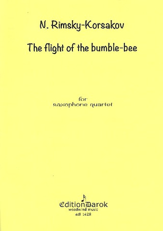 Nikolai Rimski-Korsakow: The Flight of the Bumble-Bee