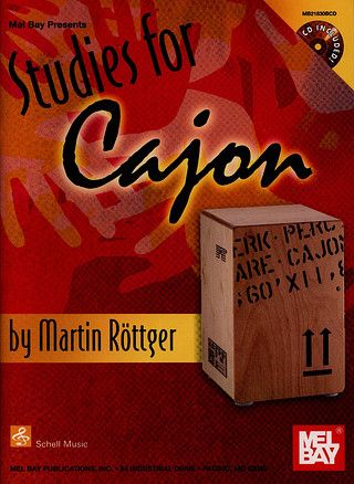 Martin Röttger: Studies for Cajon