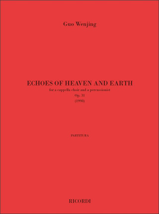Guo Wenjing: Echoes of heaven and earth