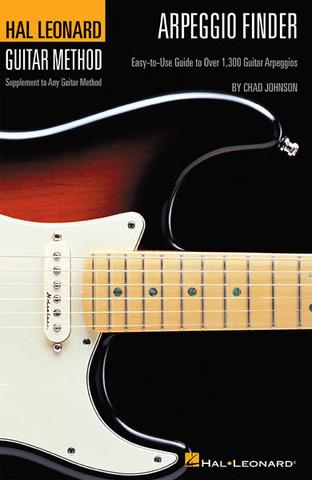 Chad Johnson Fingerpower Primer Level Electric Guitar GUITAR SHEET MUSIC BOOK