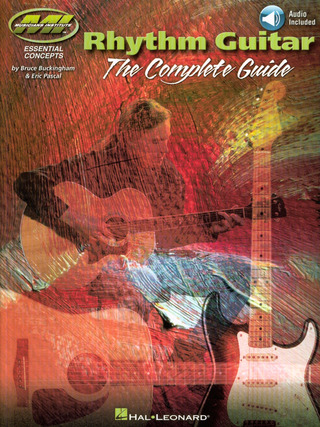 Bruce Buckingham: Rhythm Guitar – The Complete Guide