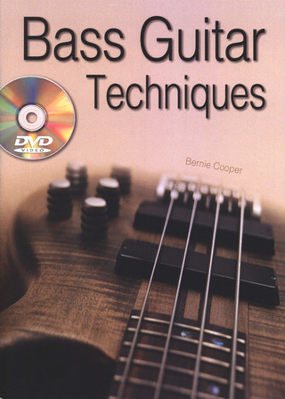 Bernie Cooper: Bass Guitar Techniques