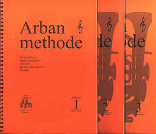 Jean-Baptiste Arban: Methode 1-3