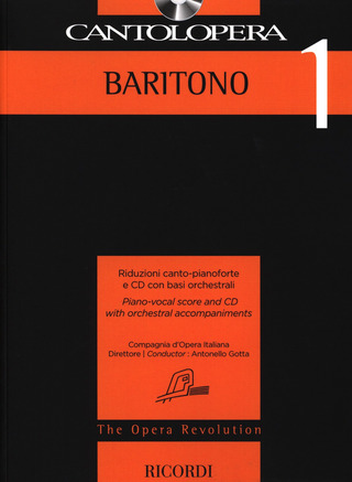 Cantolopera Collection - Baritono 1
