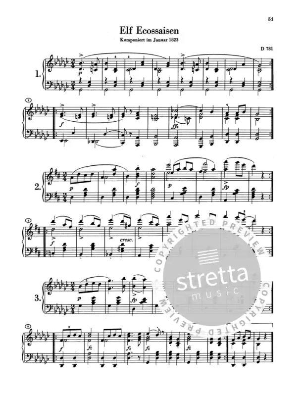 sämtliche tänze band 2 from franz schubert   buy now in the stretta sheet  music shop  stretta music