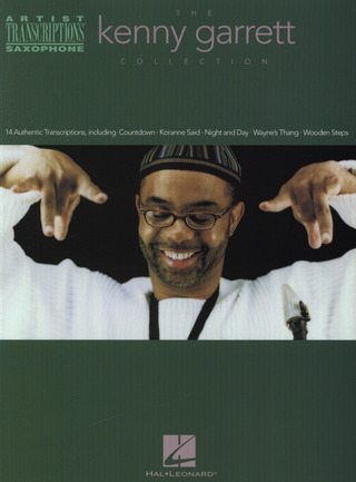 Garrett Kenny: The Kenny Garrett Collection Asax Book