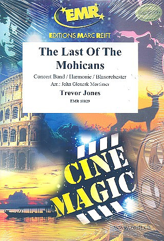 Jones, Trevor: The Last Of The Mohicans