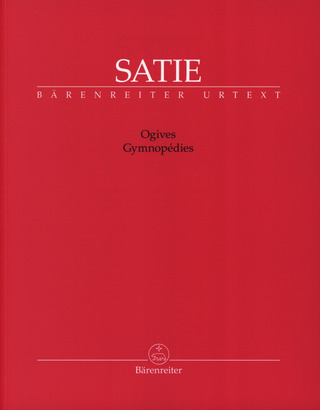 Erik Satie: Ogives & Gymnopédies