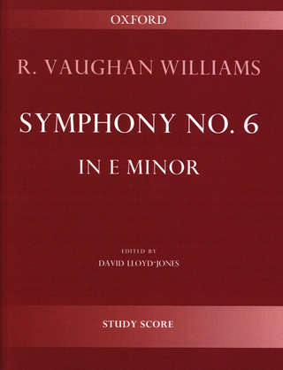 Ralph Vaughan Williams: Symphony No. 6 in E minor