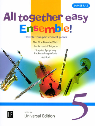 All together easy Ensemble! 5
