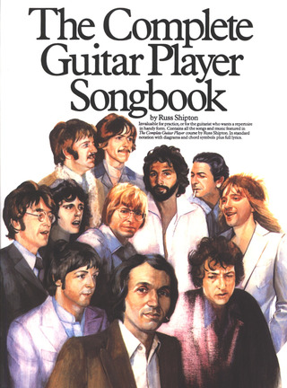 Russ Shipton: Complete guitar player songbook
