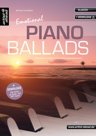 Michael Gundlach: Emotional Piano Ballads