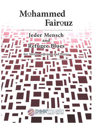 Mohammed Fairouz: Jeder Mensch and Refugee Blues