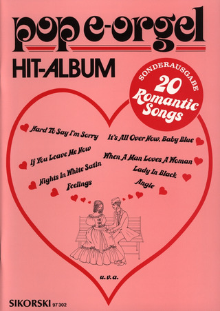 Pop E-Orgel Hit-Album Super 20: 20 Romantic Songs