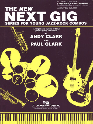Clark Andy + Clark Paul: New Next Gig - Combo