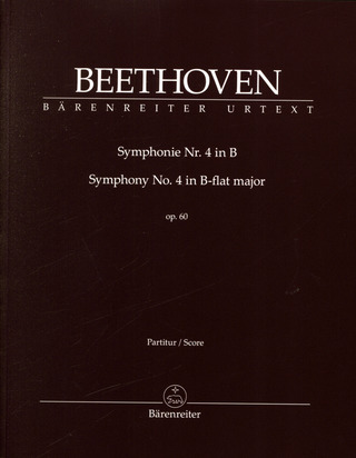 Ludwig van Beethoven: Symphony no. 4 in B-flat major op. 60