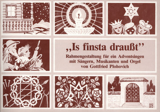 Plohovich Gottfried: Is Finsta Drausst