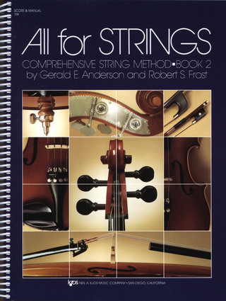 Anderson Gerald E. + Frost Robert S.: All for strings 2