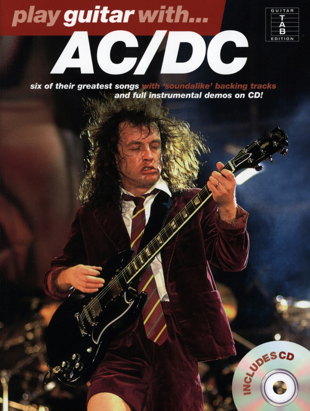 HITS PLAY ALONG AC//DC GUITAR TAB ***BRAND NEW*** SONGBOOK TABLATURE