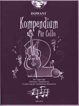 Josef Hofer: Kompendium für Cello 2
