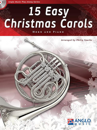 15 easy Christmas Carols (+CD)