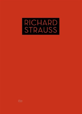Richard Strauss: Lieder with Piano Accompaniment op. 31 to op. 43