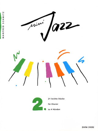 Manfred Schmitz: Mini Jazz 2