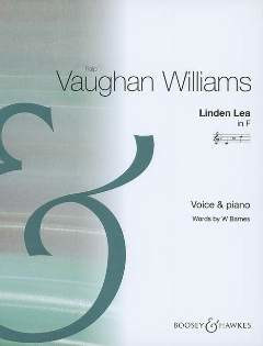 Ralph Vaughan Williams: Linden Lea in F F-Dur