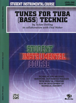 Fred Weber et al.: Tunes for Tuba (Bass) Technique Level 1