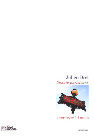 Julien Bret: Sonate parisienne