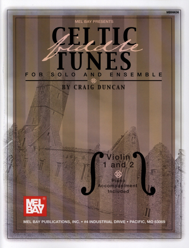 Craig Duncan: Celtic Fiddle Tunes