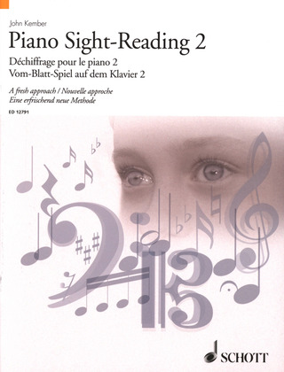 John Kember: Piano Sight-Reading 2