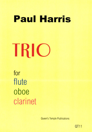 Paul Harris: Trio