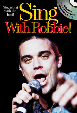 Robbie Williams: Sing With Robbie Williams MLC Book & Cd