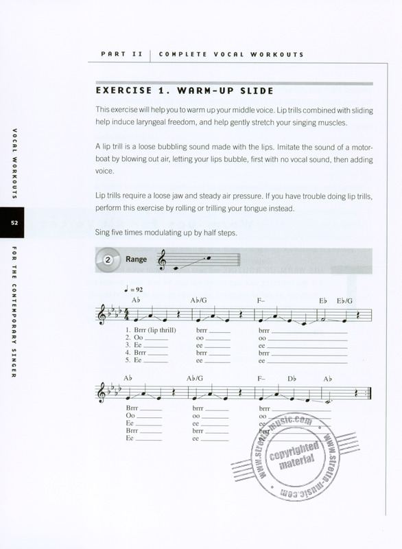 Anne Peckham: Vocal Workouts for the Contemporary Singer (3)