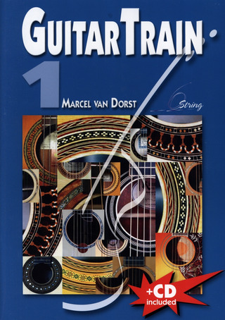 Marcel van Dorst: Guitar Train 1