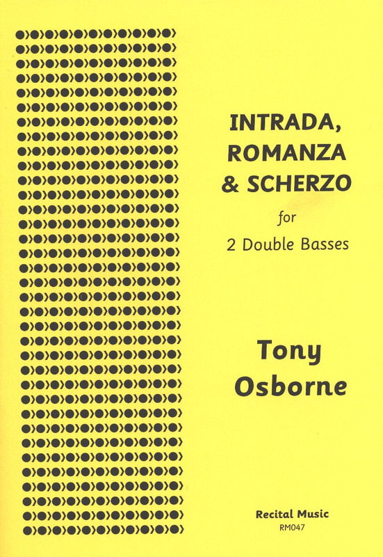 Tony Osborne: Intrada, Romanza and Scherzo