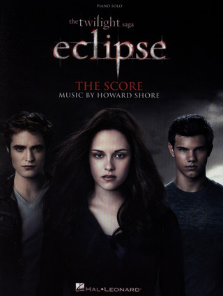 Howard Shore: The Twilight Saga - Eclipse Film Score (Piano Solo)