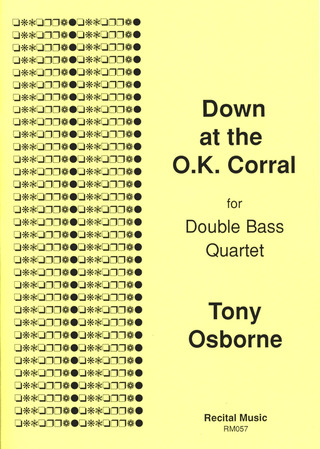 Osborne Tony: Down At The Ok Corral
