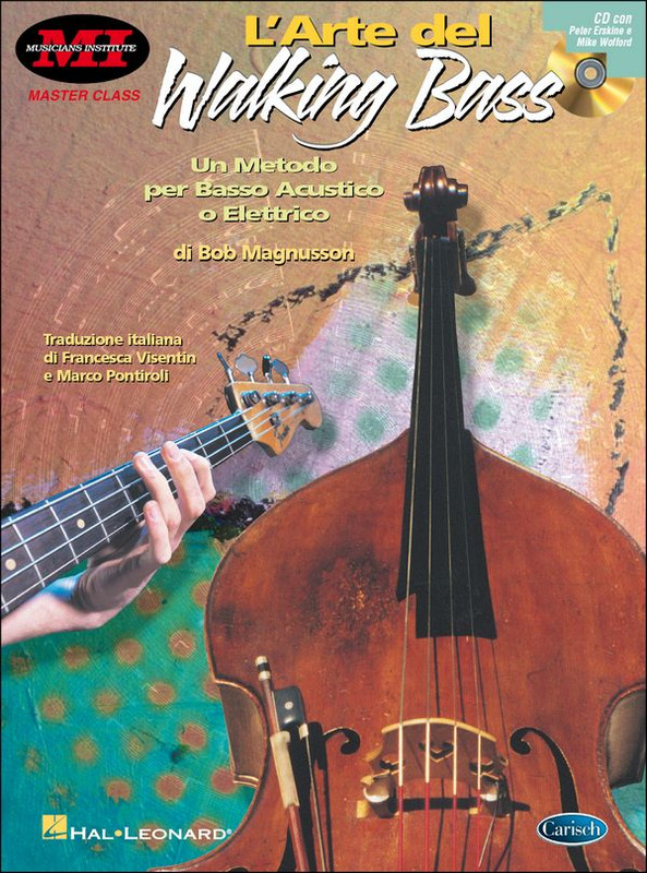 Bob Magnusson: L'Arte del Walking Bass