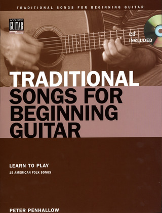 Peter Penhallow: Traditional Songs for Beginning Guitar