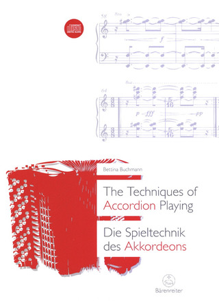 Bettina Buchmann: The Techniques of Accordion Playing
