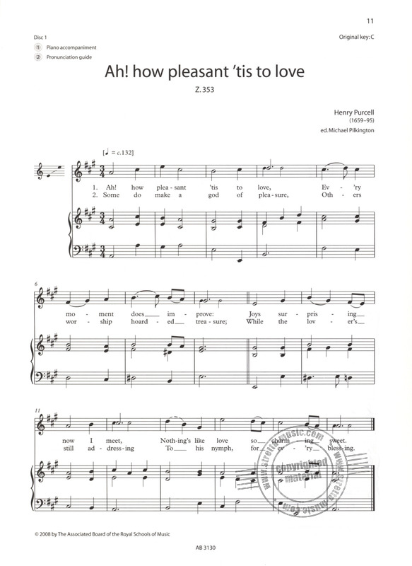 The ABRSM Songbook (1)