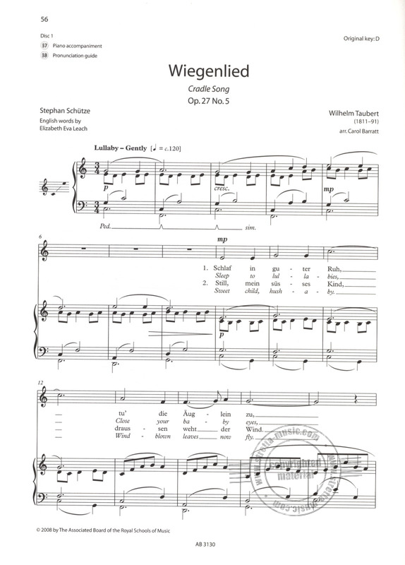 The ABRSM Songbook (3)