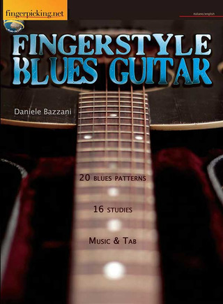 Daniele Bazzani et al.: Fingerstyle Blues Guitar
