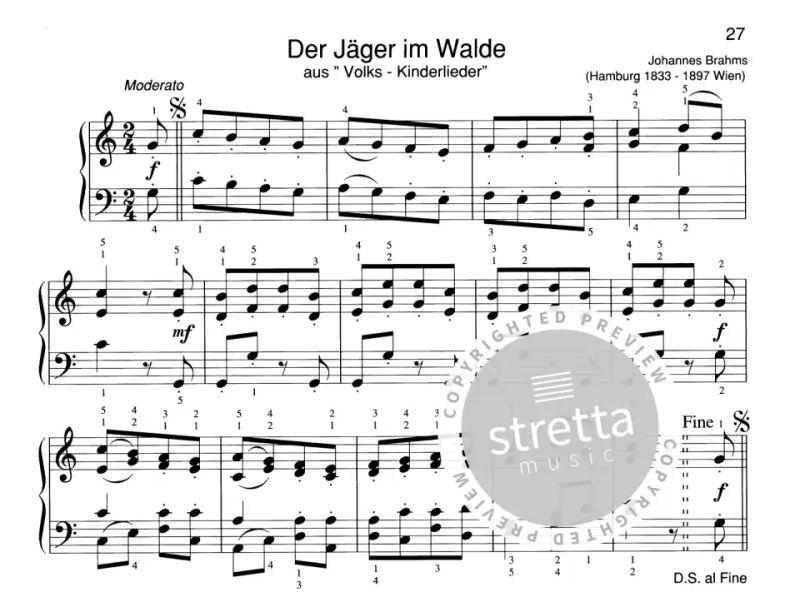 kleine finger am klavier 8 von hans bodenmann im stretta